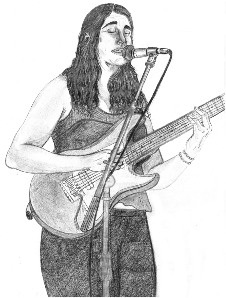 Self Portrait - 2020 - Pencil - I haven't attempted anything like this in about ten years I feel pretty good about it.